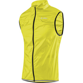Löffler Windshell Bike Vest Men neon yellow